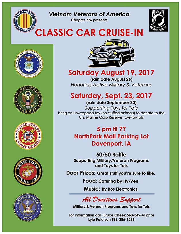 Vietnam Veterans Cruise In