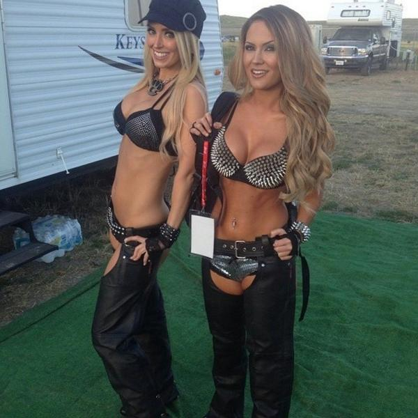 Best of Babes of Sturgis | Baggers
