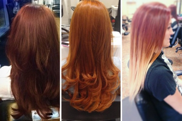 Favorit People Are Requesting Pumpkin Spice Hair… So That's a Thing MM47