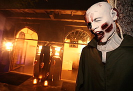 Demi Lovato's Halloween Party