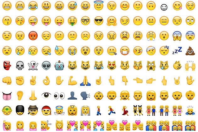 the secret language of emojis