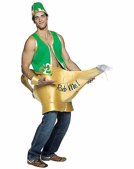 Five Halloween Costumes That Will Make You Look Like a Jackass
