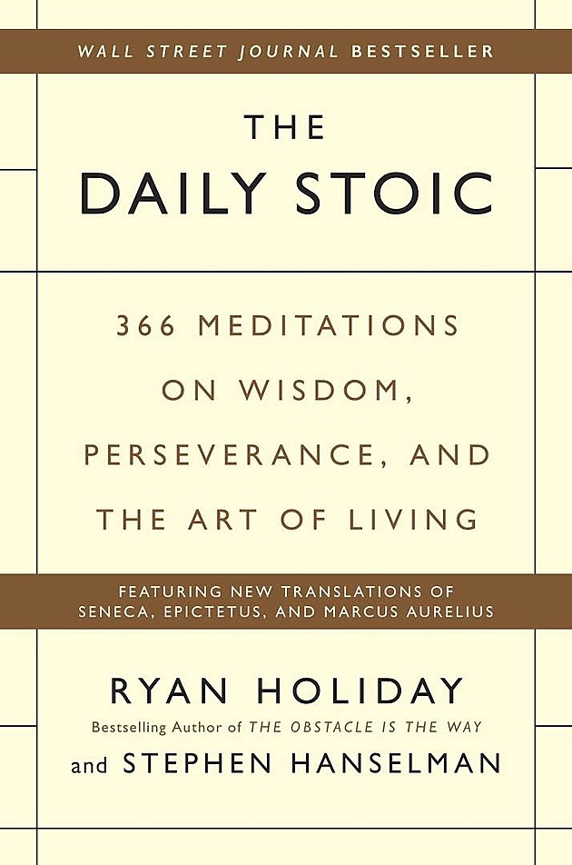 daily stoic images