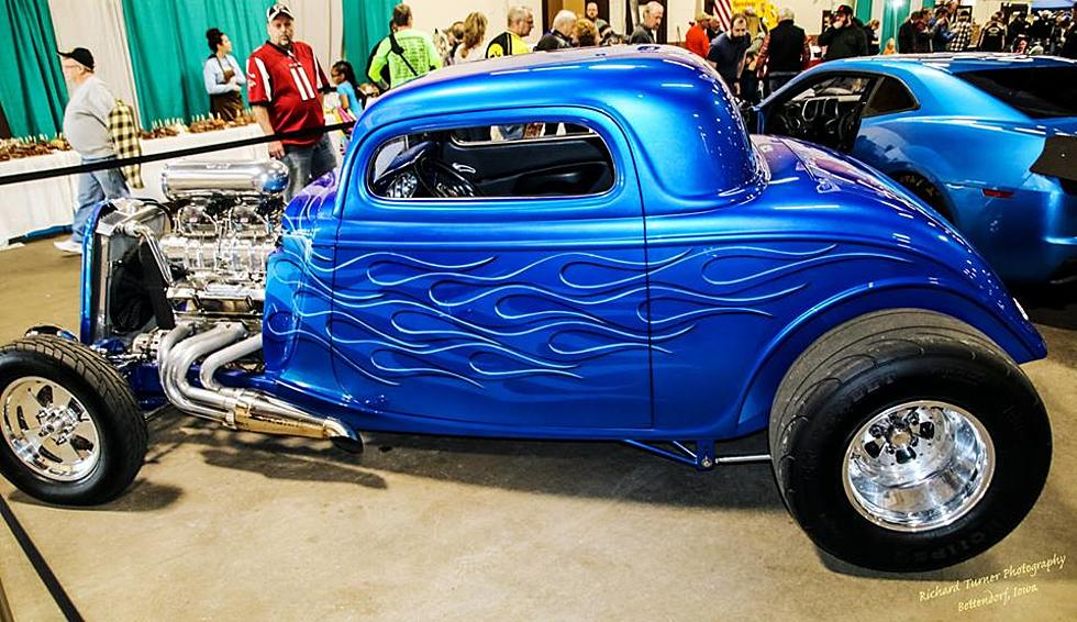 The 35th Annual Rod & Custom Show Happens This Month