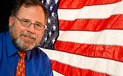 John Mikelson, Midwest Military Outreach, appearing on QC Veterans' Roll Call radio show.