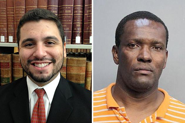 Julio Gutierrez – TheLawDoctor.net / Claudy Charles – Miami-Dade Corrections