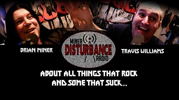 Miner Disturbance Radio